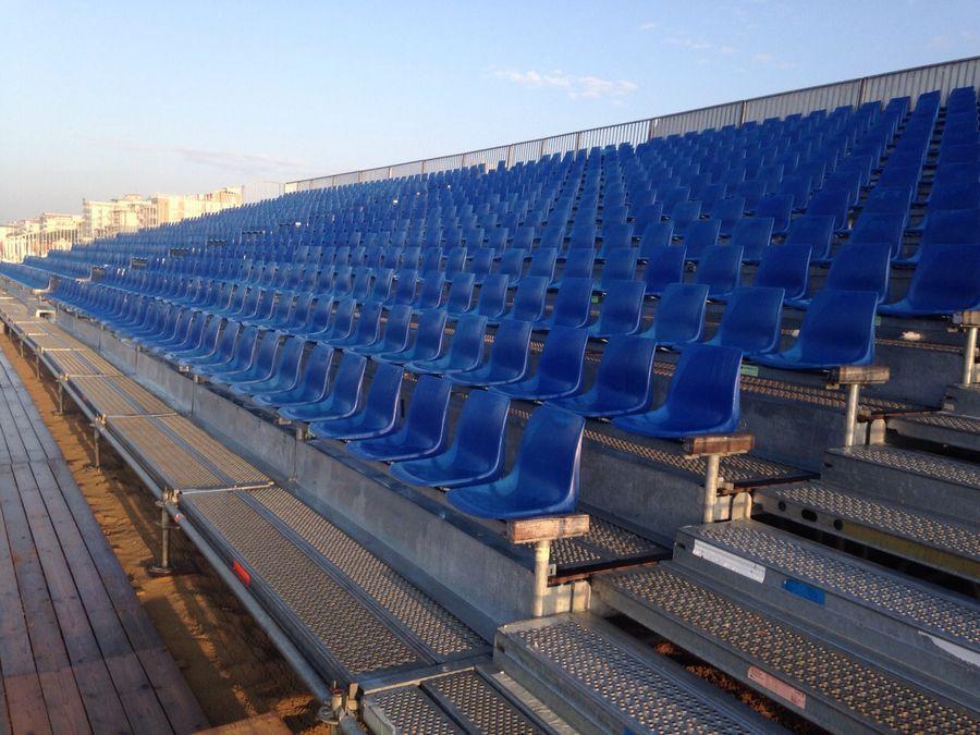 European Airshow - Jesolo tribuna blu