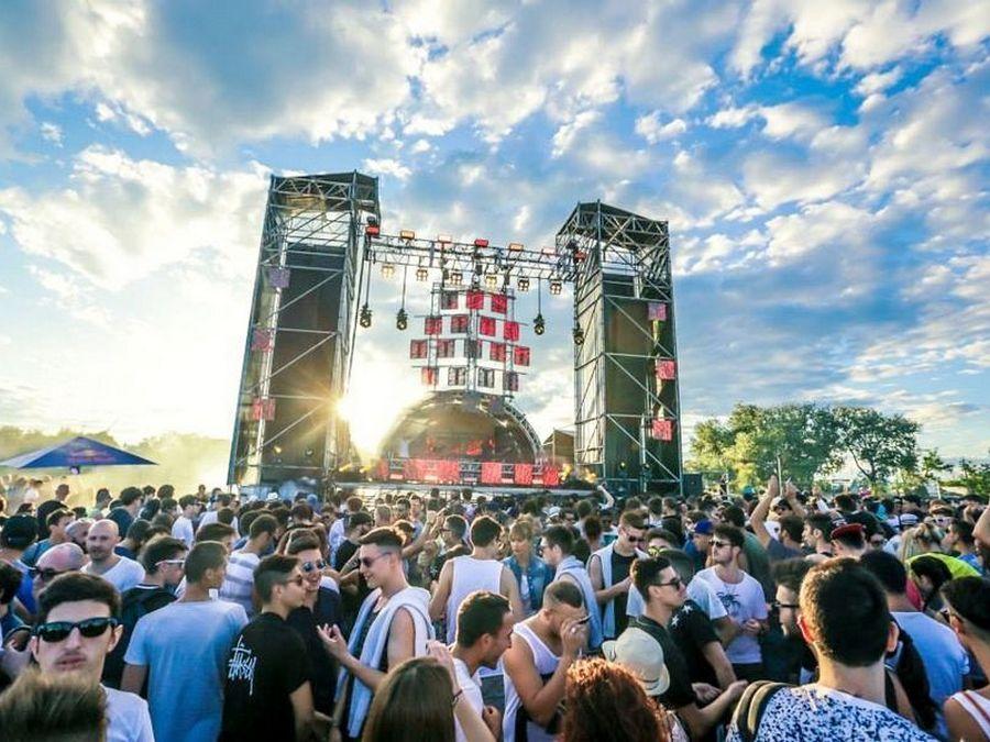 Luciano DJ set