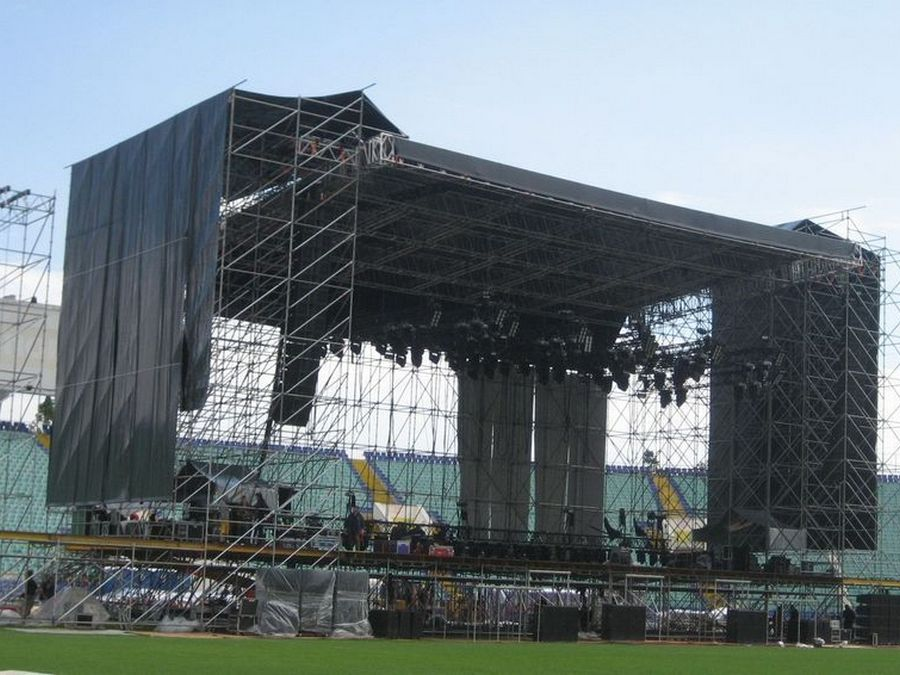 Metallica - Sofia Work in Progress
