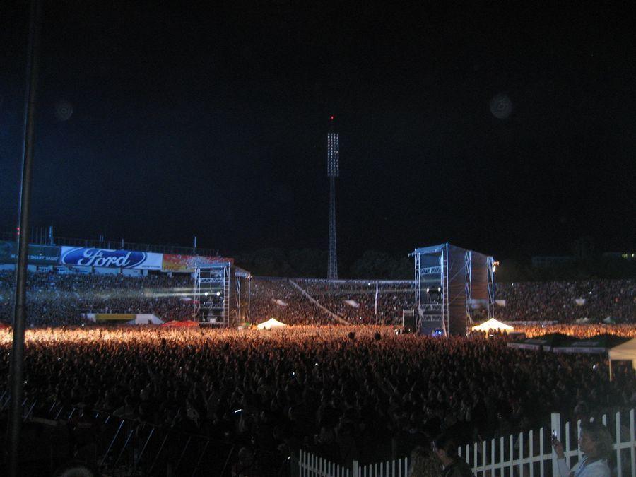 Metallica - Sofia vista pubblico