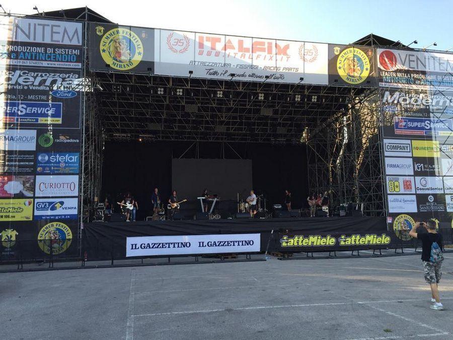 Mirano Summer Festival - Mirano Vista Frontale