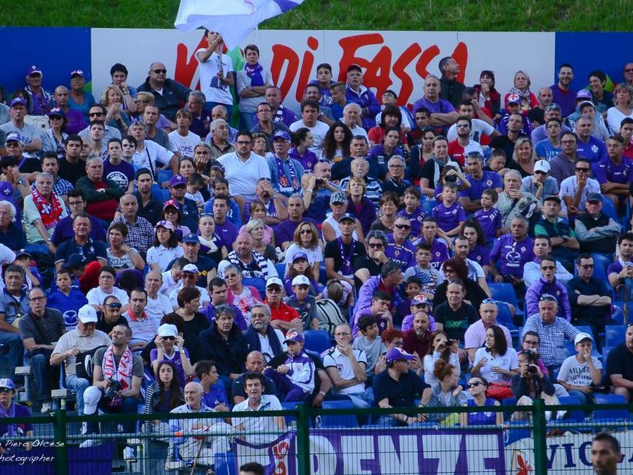 Ritiro della Fiorentina - Moena pubblico