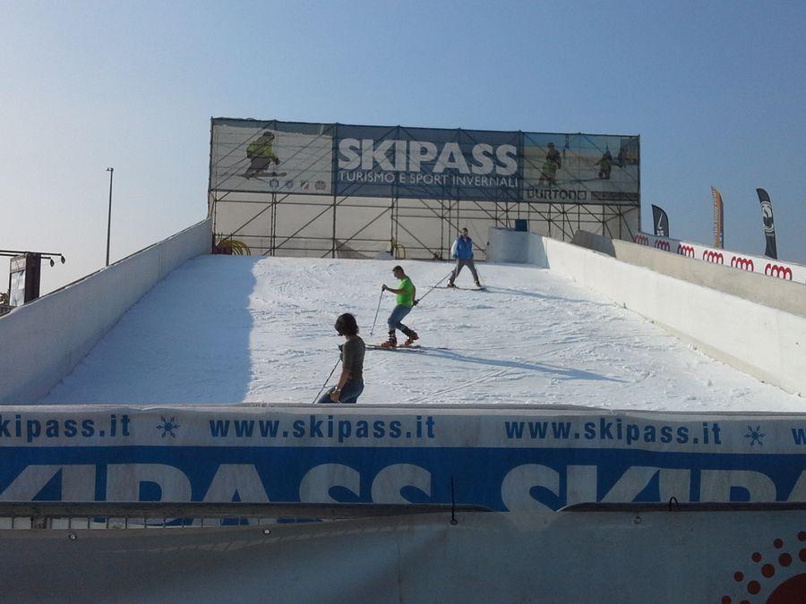 Skipass - Modena Vista Frontale