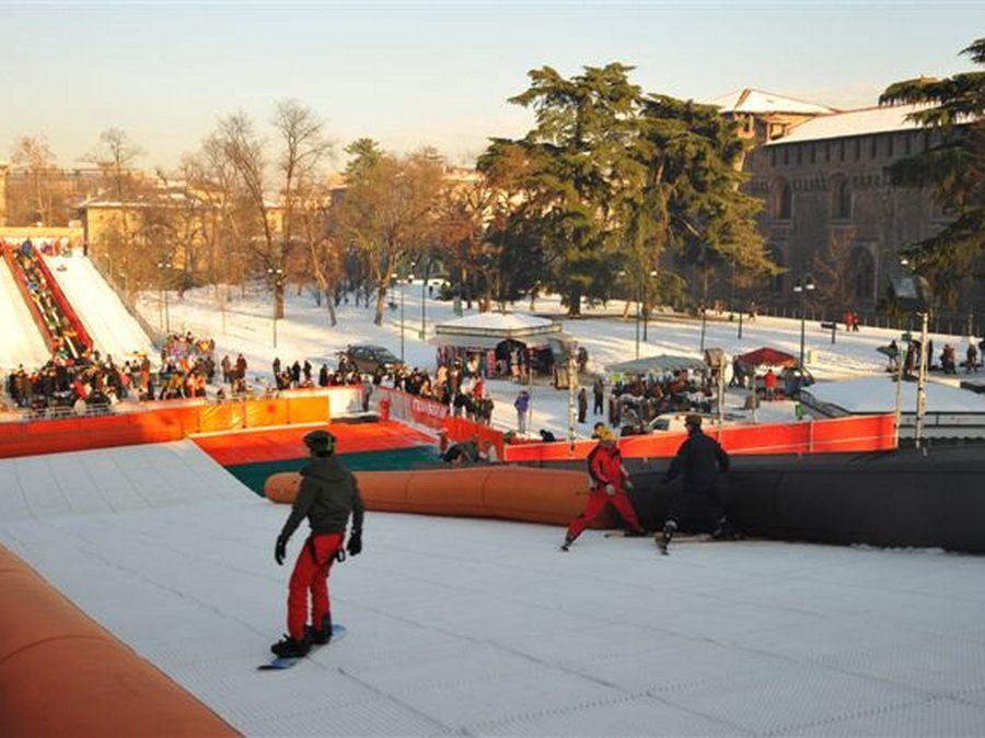 Snowpark - Milano Rampa