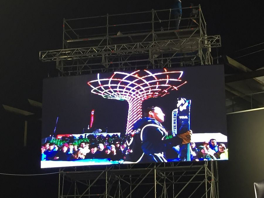 Supporto Videowall Big Air Mi - Milano
