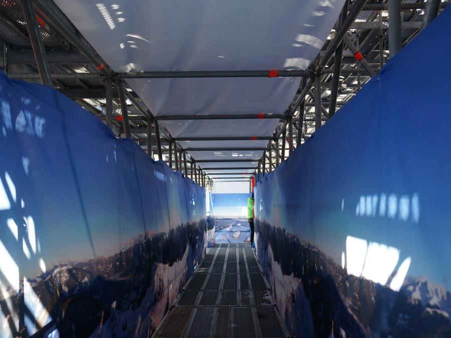 Coppa del Mondo_San Vigilio di Marebbe_Tunnel interno