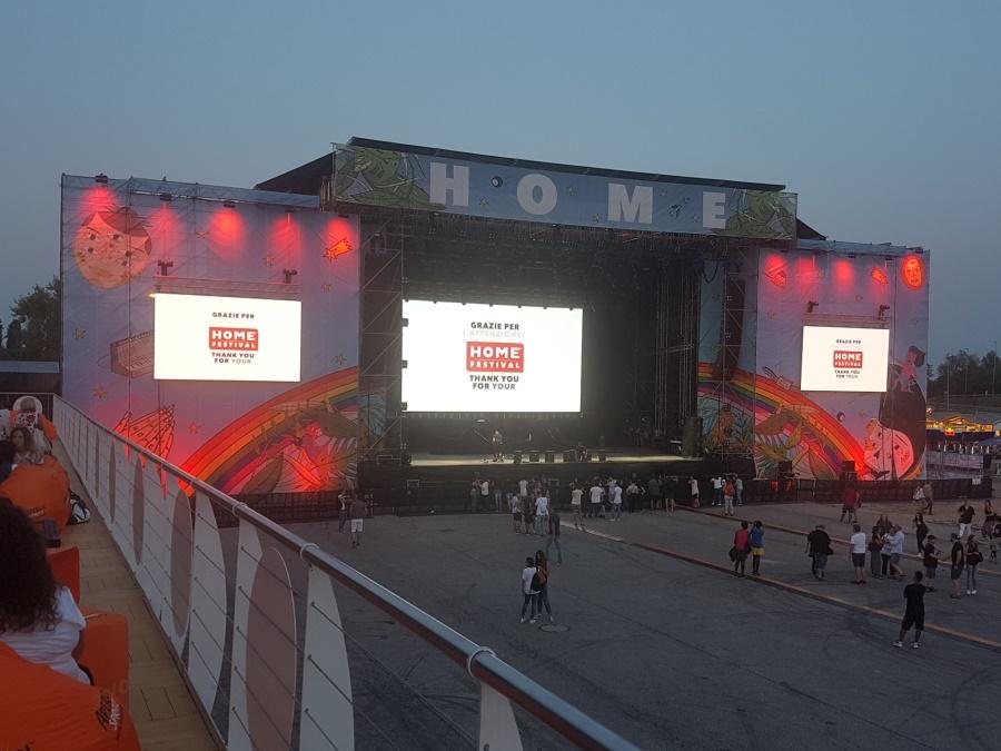 Home Festival_Vista Frontale